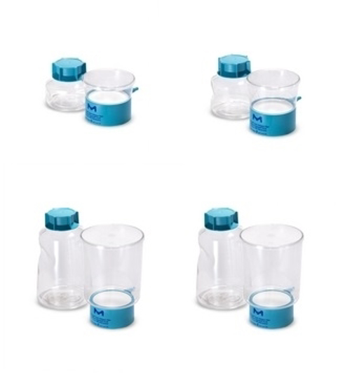 Picture of Bottle-Top Filter Stericup GP - PES, 0.22µm, 45mm thread, STERILE/PK 12