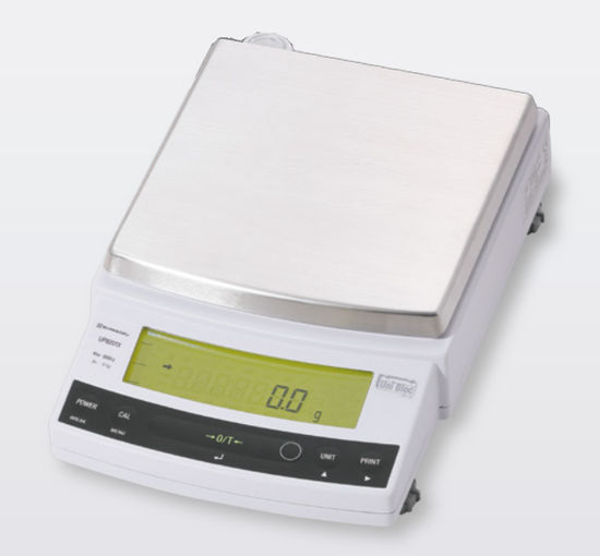 Picture of UP-X Series Large Pan Top Loading Balances x 0.1g Display with Automatic Calibration