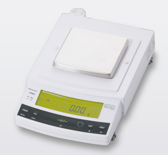 Picture of UP-X Series Small Pan Top Loading Balances x 0.01g Display with Automatic Calibration