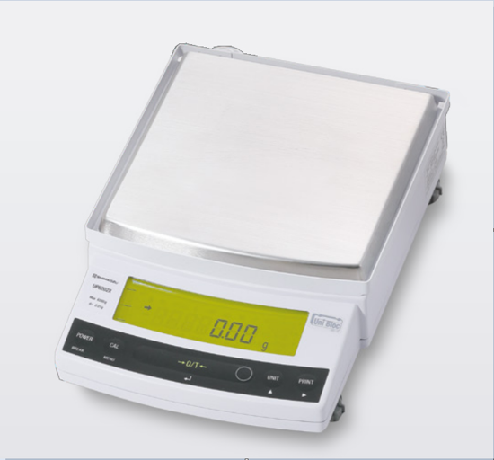 Picture of UP-Y Series Large Pan Top Loading Balances x 0.01g Display - External Calibration