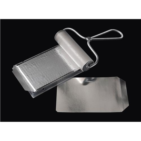 Picture of eXTReme FoilSeal, Large Cut – A larger version of XTR-FOIL-100. Provides extra coverage for flat-top plates.(100PK)