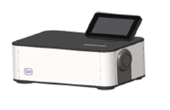 Picture of Density Meter VariDens with touchscreen; resolution 0.0001 g/cm3; precision ± 0.0001 g/cm3