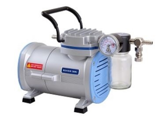 Picture of Rocker 300C, PTFE Coated Chemical Resistant Vacuum Pump